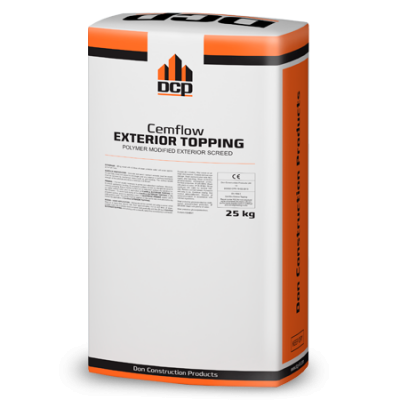 Image for Cemflow Exterior Topping