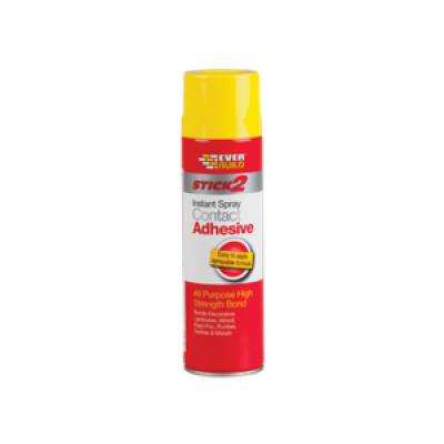 Image for Stick2 Instant Spray Contact Adhesive