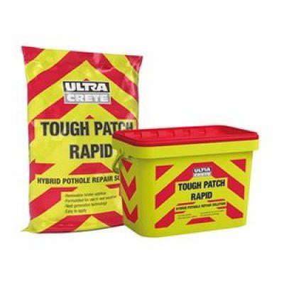 Image for Tough Patch Rapid: Hybrid Pothole Repair