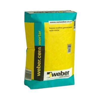 Image for Webercem Mortar