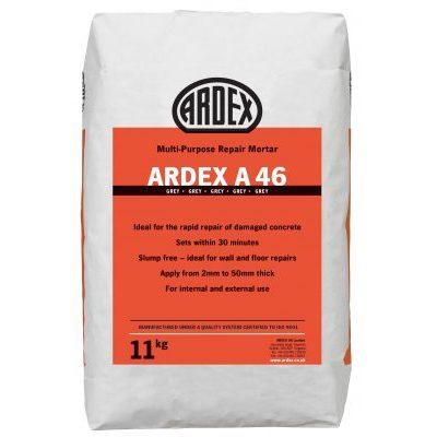Image for ARDEX A 46 Multi-Purpose Concrete Repair Mortar